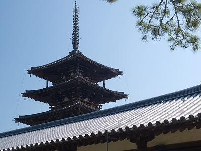 法隆寺地域の仏教建造物の画像 p1_25