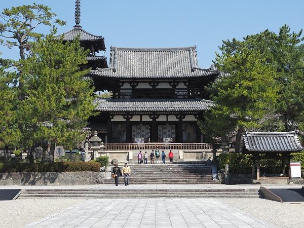 法隆寺地域の仏教建造物