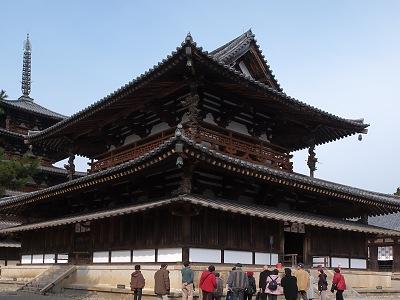 法隆寺地域の仏教建造物の画像 p1_4