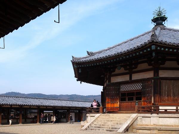 法隆寺地域の仏教建造物の画像 p1_31
