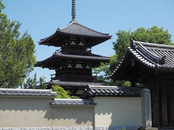法隆寺地域の仏教建造物の画像 p1_16