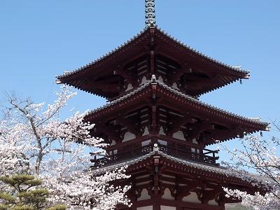 法隆寺地域の仏教建造物の画像 p1_6