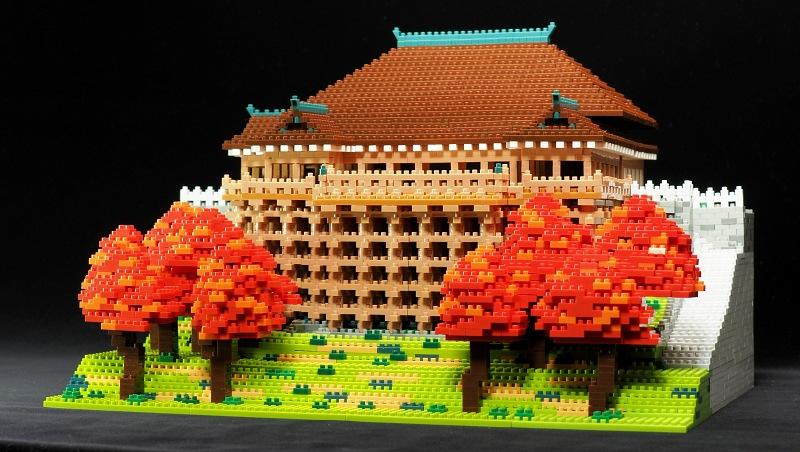 右斜前めからの清水寺
